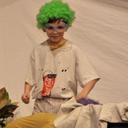 drôle de clown (2)