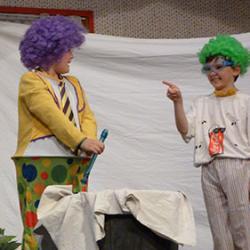 drôle de clown (3)