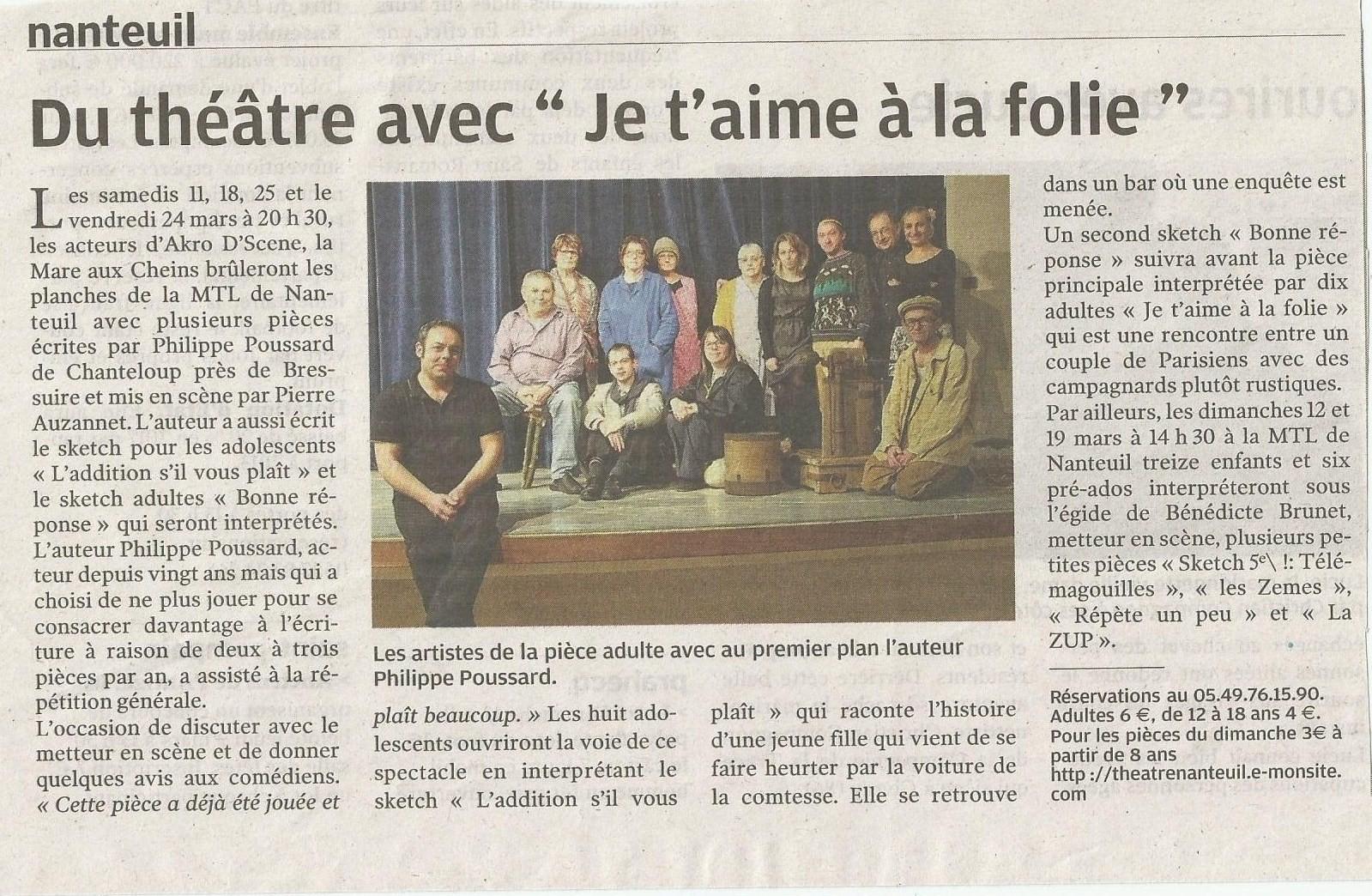 Article nanteuil